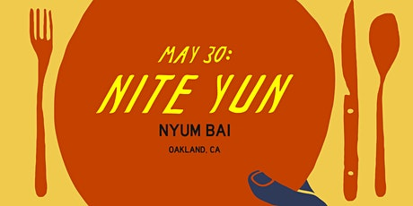 Dinner with Nite Yun at The Suttle Lodge tickets