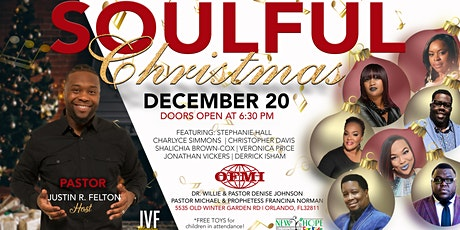 SOULFUL Christmas 2019 tickets