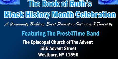 The Book of Ruth's- 2020 Black History Month Celebration! tickets