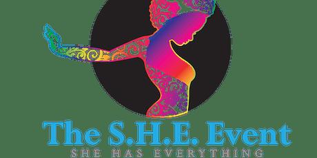 2nd Annual VIP Sponsor S.H.E. Event Sponsorship Mixer tickets