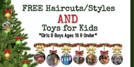 Holiday Cuts and Styles tickets