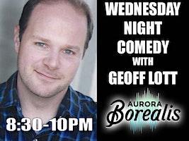 Wednesday Night Comedy with Geoff Lott