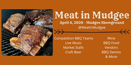 Meat in Mudgee BBQ Festival tickets