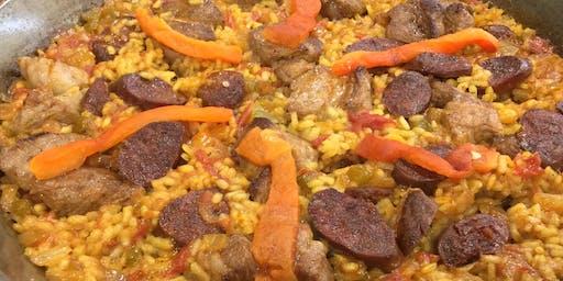 International Flavors of San Antonio: Spanish Cooking Class