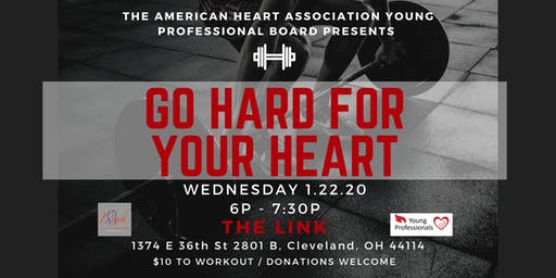 Go Hard For Your Heart: New Year Edition