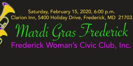 Mardi Gras Frederick 2020