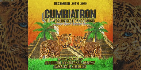 ¡Cumbiatron! at Full Circle Brewing Co. tickets