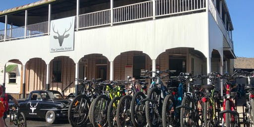 BVRT New Year 'Spit Roast' Night Ride - Yarraman to Linville