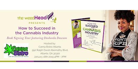 Sharing Success in Cannabis Book Tour tickets