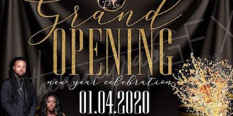 GRAND OPENING: ALEXANDRIA'S STYLE STUDIO LUXURY VENUE tickets