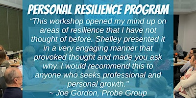 Personal Resilience Training