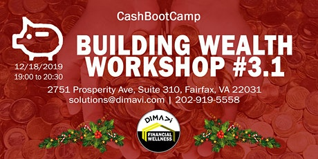 * BUILDING WEALTH WORKSHOP * tickets