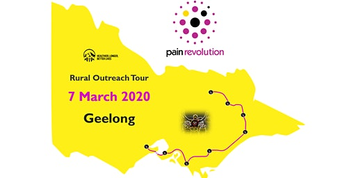 Pain Revolution PUBLIC Seminar Geelong