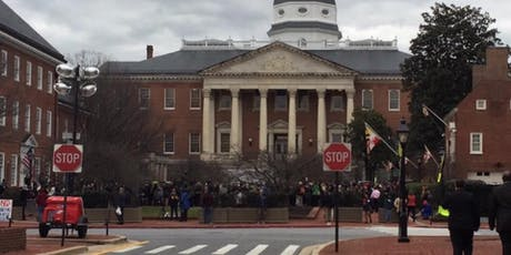 A Deeper Dive into Legislative Advocacy: Peer Session w/bus to  Annapolis tickets