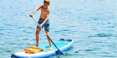 FREE Group Stand-up Paddle Board Session tickets