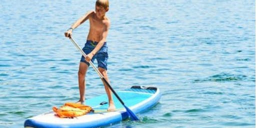 FREE Group Stand-up Paddle Board Session