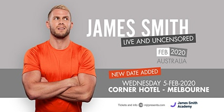 JAMES SMITH tickets