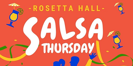 Salsa Thursday at Rosetta Hall - Boulder