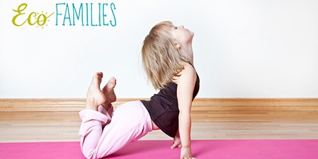 Eco Families Adelaide: Kids Eco Yoga tickets