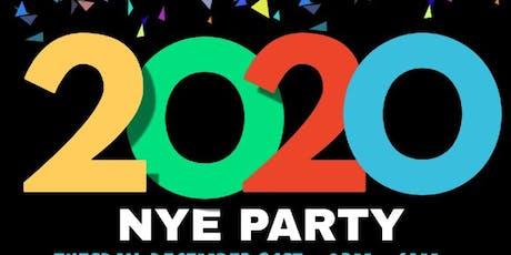 INNJOY Logan Square NYE 2020 tickets