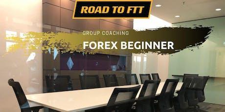Forex Beginner + Forex Foundation Workshop tickets