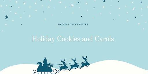 Holiday Cookies and Carols