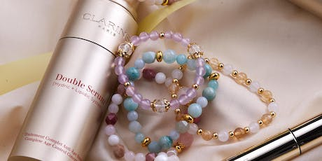 Gem Bracelet Making with Clarins and JEXAGEMS! tickets