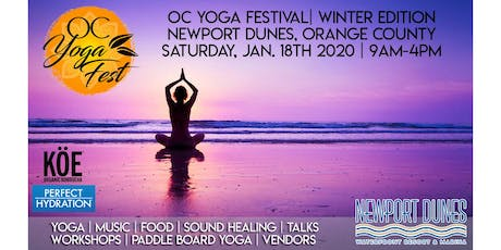 OC Yoga Festival | Winter Edition 2020 tickets