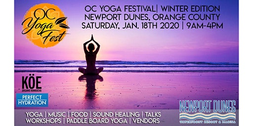 OC Yoga Festival | Winter Edition 2020