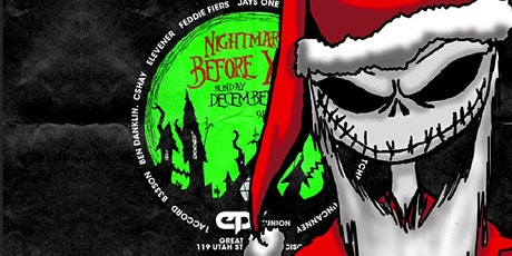 EPR Reunion - Nightmare Before Christmas tickets