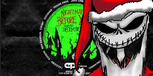 EPR Reunion - Nightmare Before Christmas
