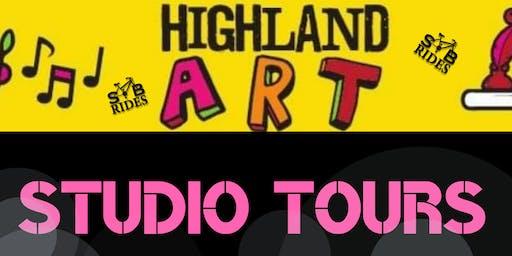 HIGHLAND ART WALK (Bike Tour)