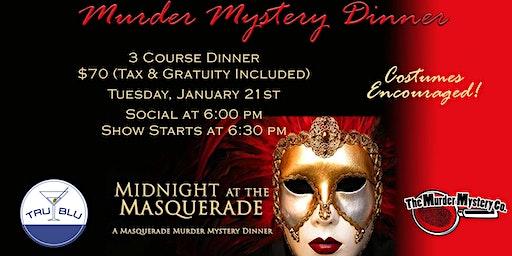 Murder Mystery Dinner - Tuesday