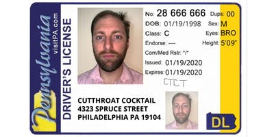 Cutthroat Cocktail is turning 21!