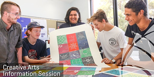 Creative Arts Information Session - SuniTAFE Mildura