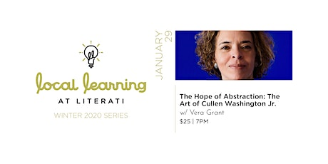 The Hope of Abstraction: The Art of Cullen Washington Jr. tickets