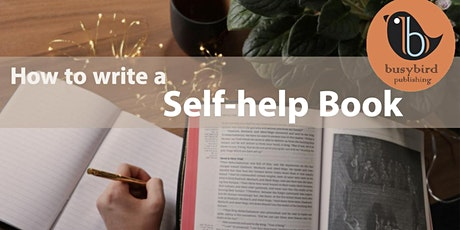 How to write a self-help book -- 8 February 2020 (Melbourne) tickets