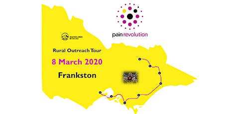 Pain Revolution PROFESSIONAL Seminar Frankston tickets