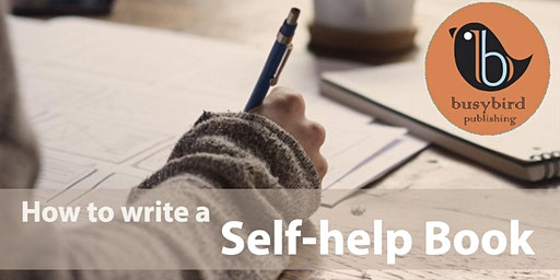 How to write a self-help book -- 22 August 2020 (Melbourne)