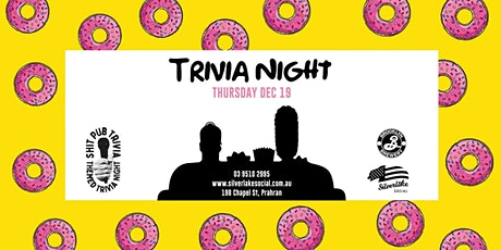 The Simpsons Trivia at Silverlake tickets
