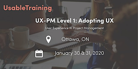 User Experience (UX) Certification: Level 1 - Adopting UX tickets