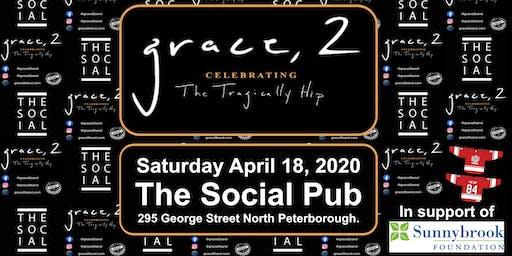 Grace, 2 - Celebrating The Tragically Hip Peterborough