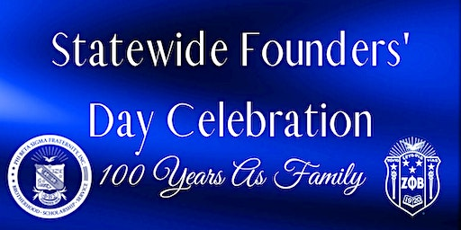 Joint Statewide Founders' Day Celebration