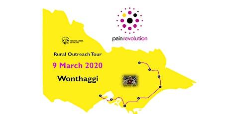 Pain Revolution PROFESSIONAL Seminar Wonthaggi tickets