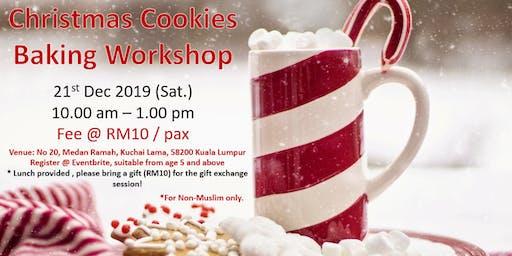 Christmas Cookies Baking Workshop
