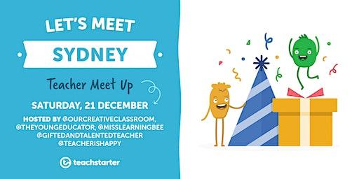 Sydney Teachers - Let's Meet!
