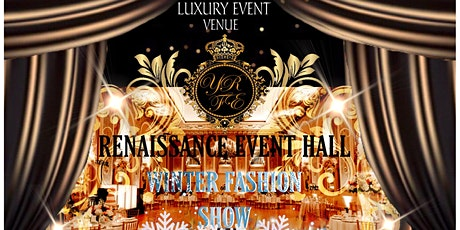 WINTER FASHION SHOW EVENT tickets