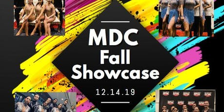 Montuno Dance Company 2019 Fall Showcase and Social tickets