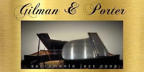 Gilman and Porter - Play 176 Keys and Rhythm tickets