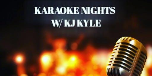 Karaoke Nights with KJ Kyle at Skydive Perris